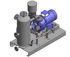 CSM Vakuumkompaktanlagen, Kompaktsysteme auf Basis FR-Pumpen