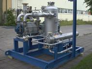 Flüssigkeitsring-Vakuumpumpenstand ZM Engineering ZLR-L 90