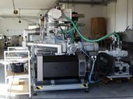 Vakuumbasierte Wasserpumpen-Installation ZM Engineering ZLR-D 1800