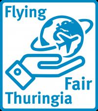 Flying Fair positiv-quadratisch-gross